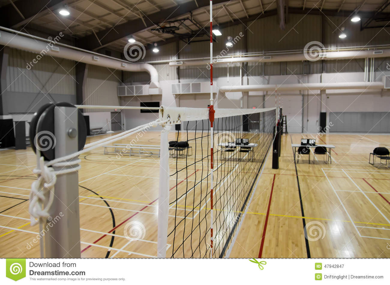 Volleyball Net, Poles and Padding – The Shalva Registry